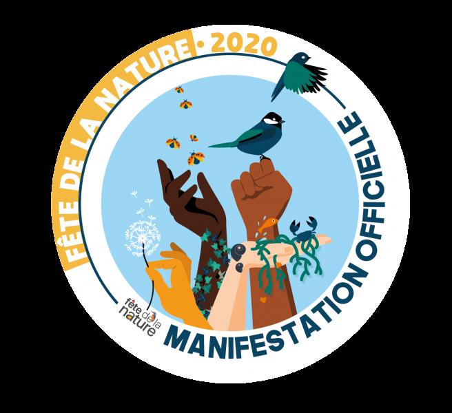 Macaron manifestation officielle 2020